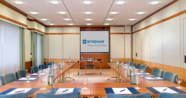 Wyndham Hotel Stralsund Hansedom meeting room